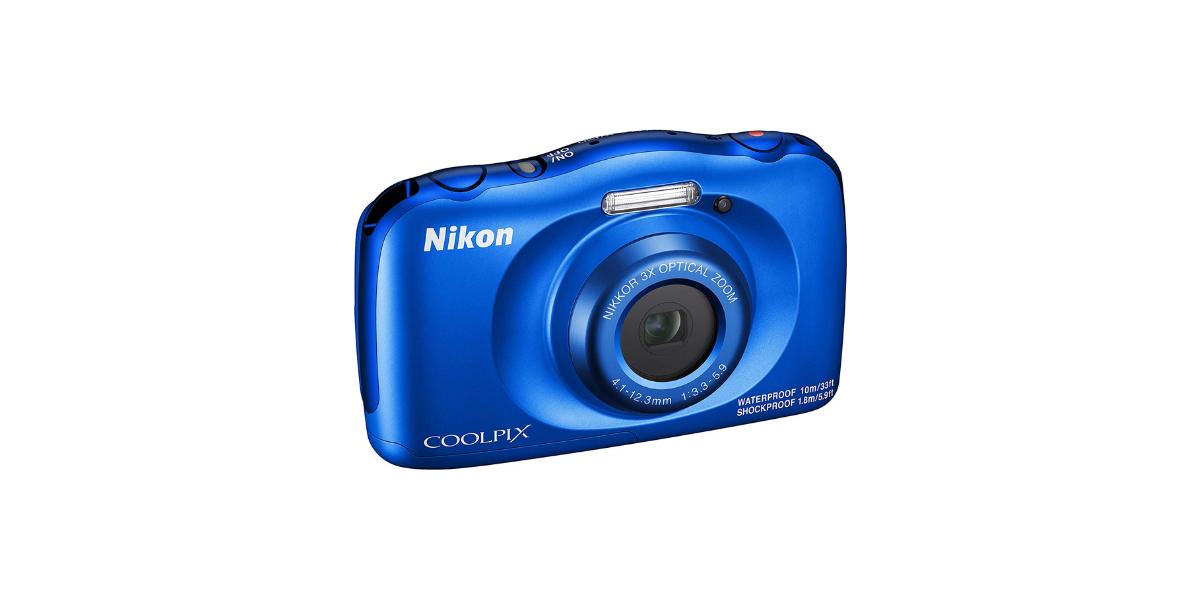 Appareil-photo-numérique-enfant-Compact-Nikon-Coolpix