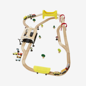 Circuit-train-multicolore-vertbaudet