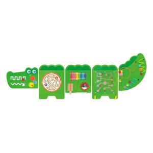 Crocodile mural multifonctions de Viga Toys