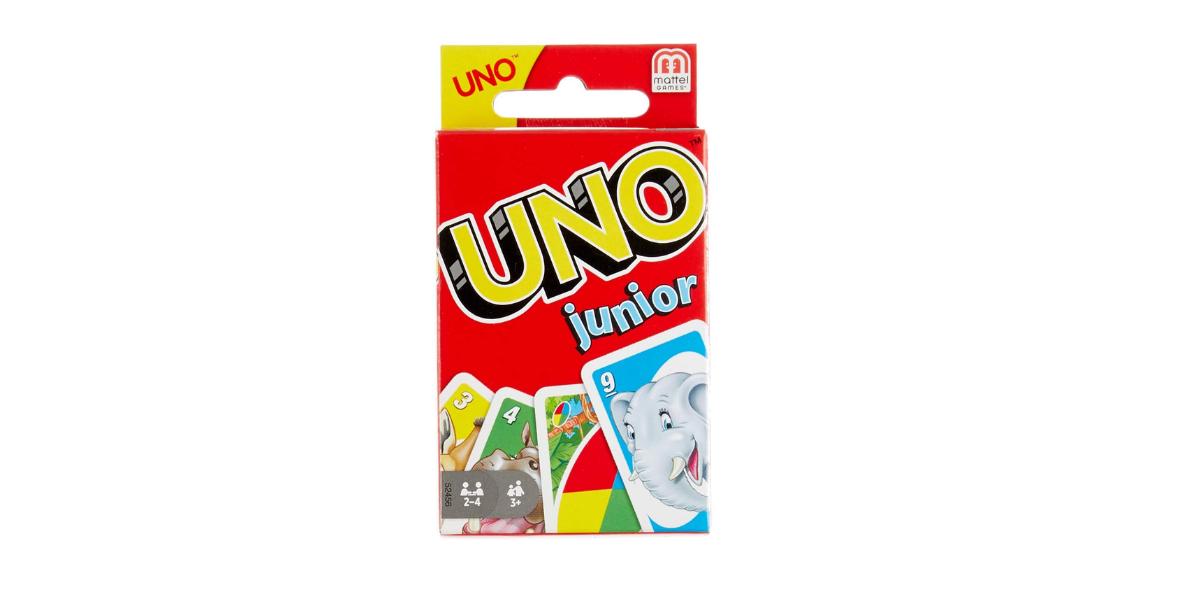 Jeu de société Uno junior
