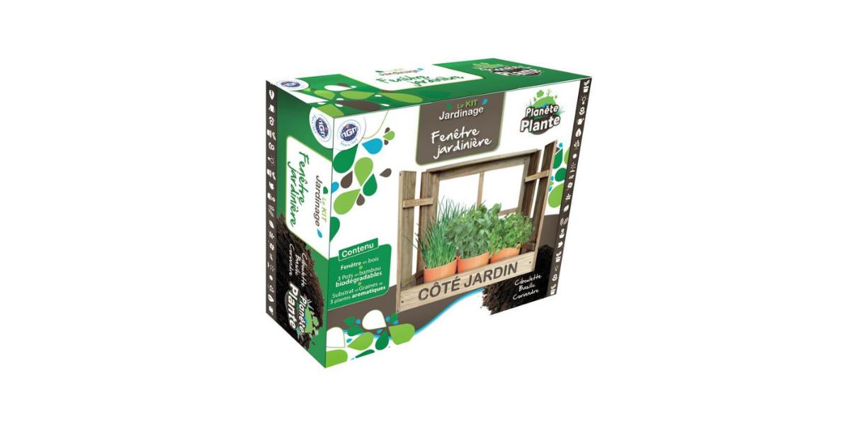 Kit-de-Jardinage-Fenetre-Jardiniere+3-Pots-en-Bambou-MGM