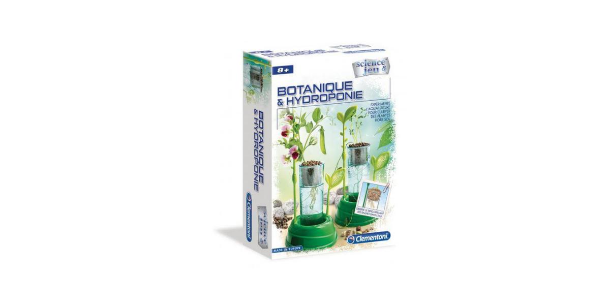 Kit-de-jardinier-Botanique-et-hydroponie-Clementoni