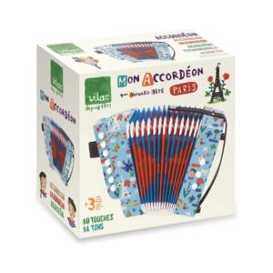 Mon accordéon Paris Vilac