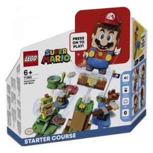 Pack de démarrage Les Aventures de Mario Lego Super Mario