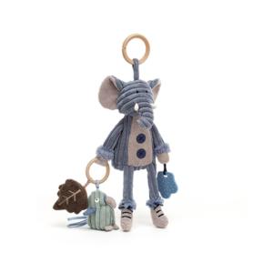 Peluche d'activité Cordy Elephant de Jellycat