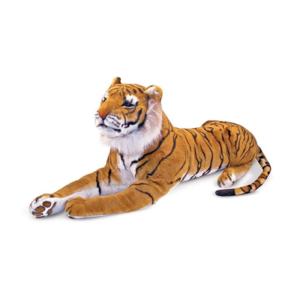 Peluche géante tigre Melissa Doug