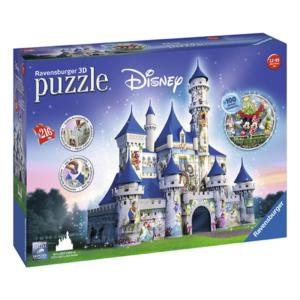 Puzzle 3D Chateau Disney Ravensburger