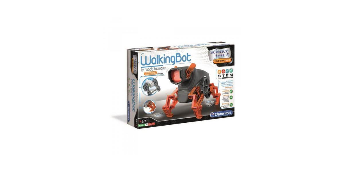 Robot-a-construire-WalkingBot-Clementoni