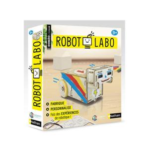 Robot labo Nathan