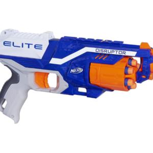 Disruptor Elite avec 12 fléchettes Nerf