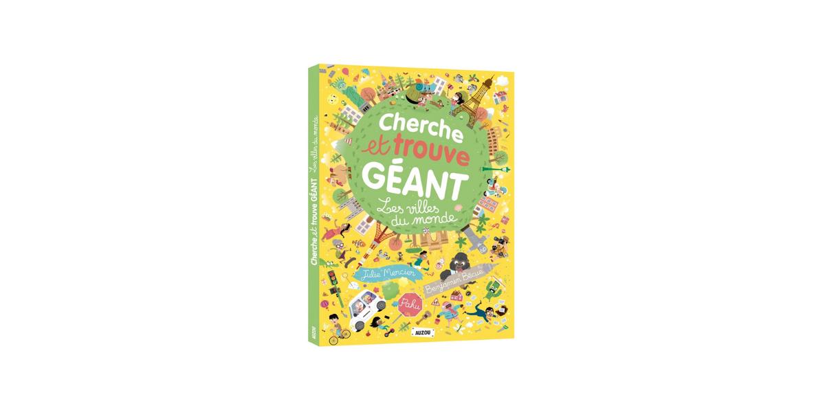 Livre-Cherche-et-trouve-géant-Les-villes-du-monde-Auzou-Editions