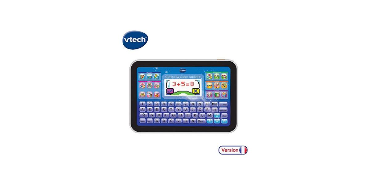 Mini tablette éducative Genius XL VTech
