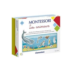Les animaux Montessori Clementoni