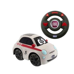Voiture télécommandée Fiat 500 de Chicco