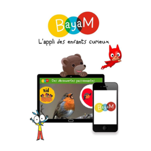 Application éducative et ludique Bayam