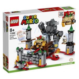 Bataille du château Bowser Lego Super Mario