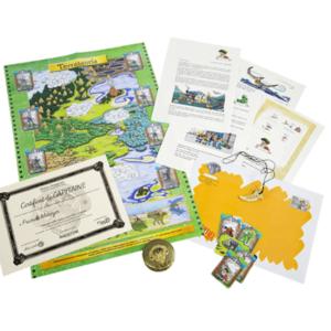 Epopia - aventure interactive par courrier pour enfant