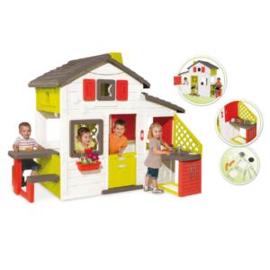 cabane-jardin-Friends-House-Smoby