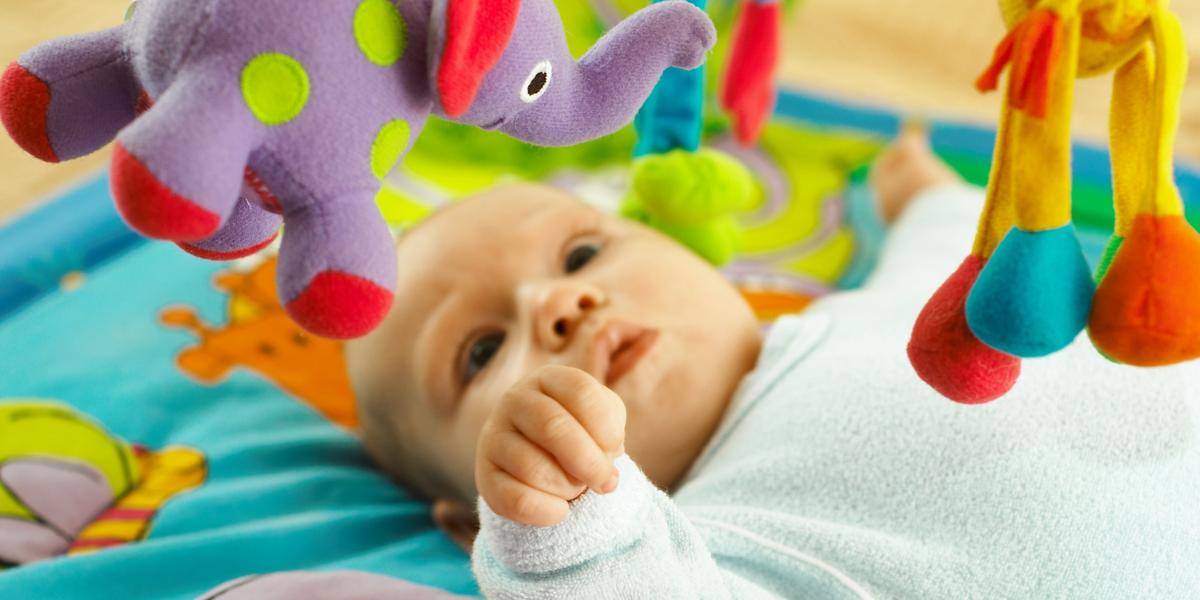 trouver un cadeau pour un bébé de un an