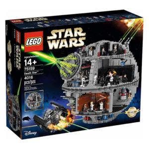 Etoile de la mort Lego Star Wars