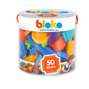 Jeu de construction Tube briques picots de la marque Bloko