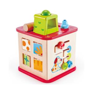 Cube d'activités Puppy et ses amis de Hape