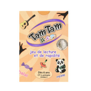 Tam-tam Safari CP Niveau 2