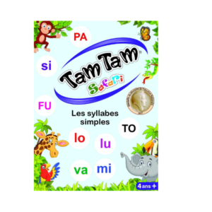 Tam-tam safari Les Syllabes Simples