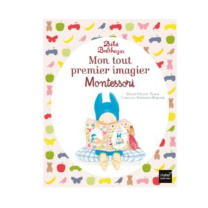 Livre Mon tout premier imagier Montessori Bébé Balthazar