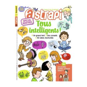 Magazine pour enfant Astrapi