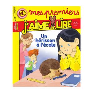 Magazine pour enfant Mes premiers J'aime lire