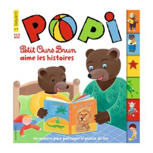 magazine enfant Popi