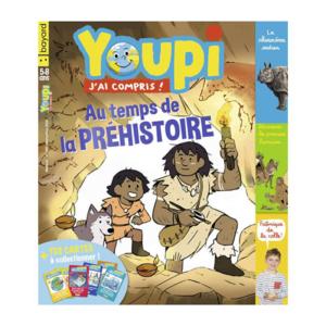 Magazine pour enfant Youpi
