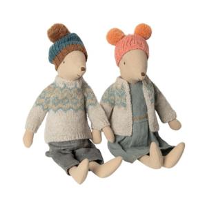 Set poupées souris Maileg