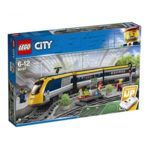 Train de passagers télécommandé Lego City