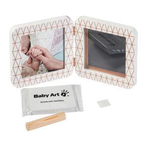 Cadre photo empreinte Cooper Edition Baby Art
