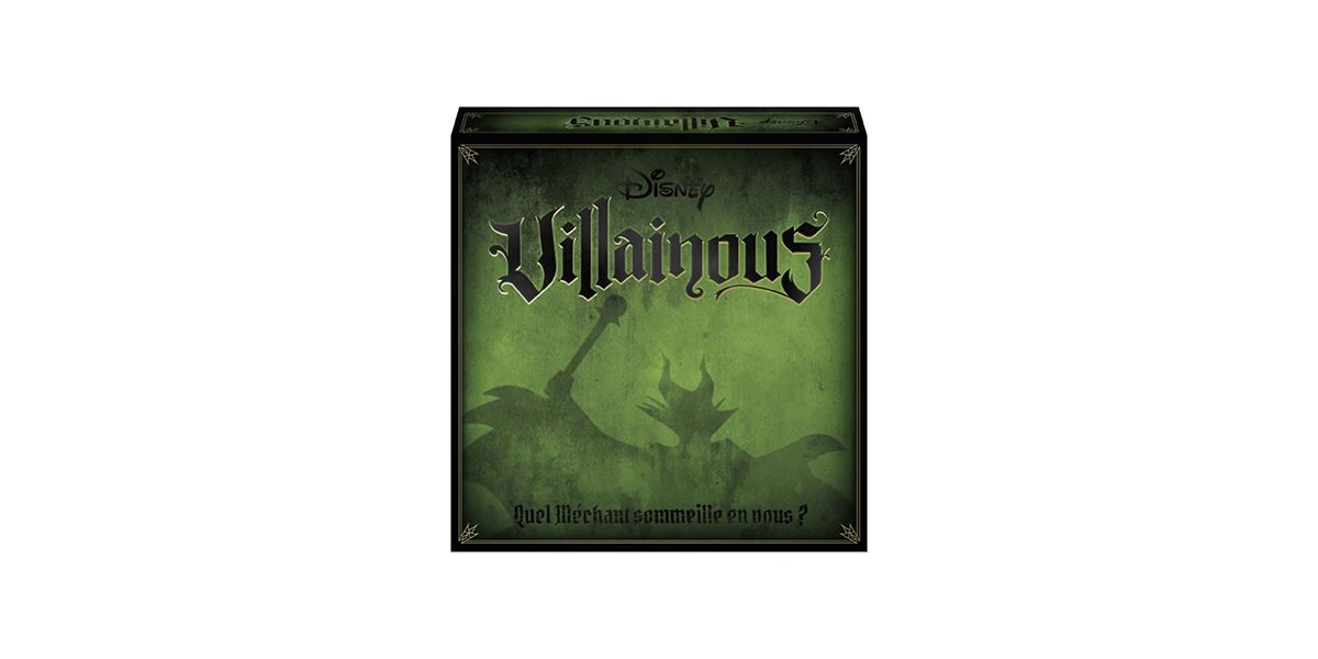 Villainous Disney Ravensburger