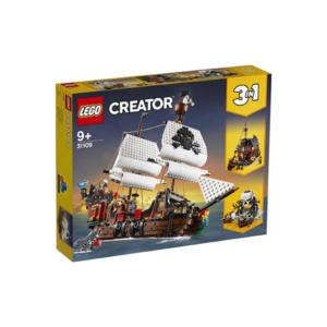 bateau pirate lego creator