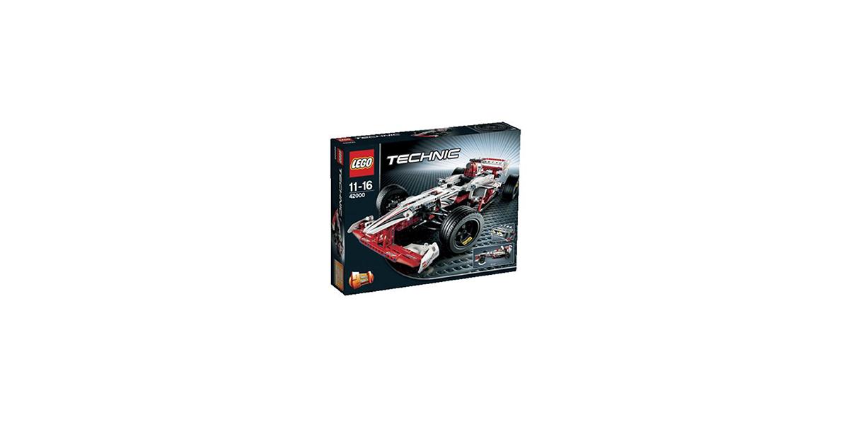 voiture F1 lego technic