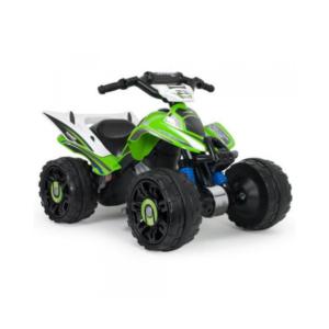 Quad-Électrique-12V-Kawasaki-Injusa