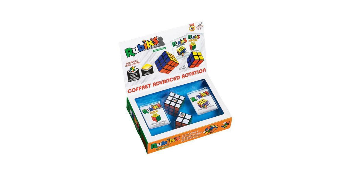 Rubik's Cube Coffret Advanced 3x3 2x2