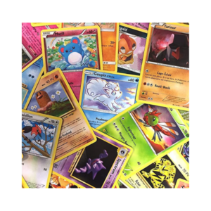 Lot 50 cartes françaises Pokemon sans doubles 3 cartes brillantes cadeau