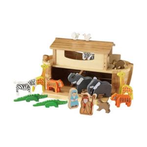 Grande Arche de Noé en bois EverEarth