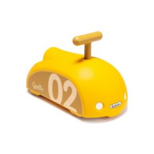 Porteur Ginetta Ride on jaune Italtrike