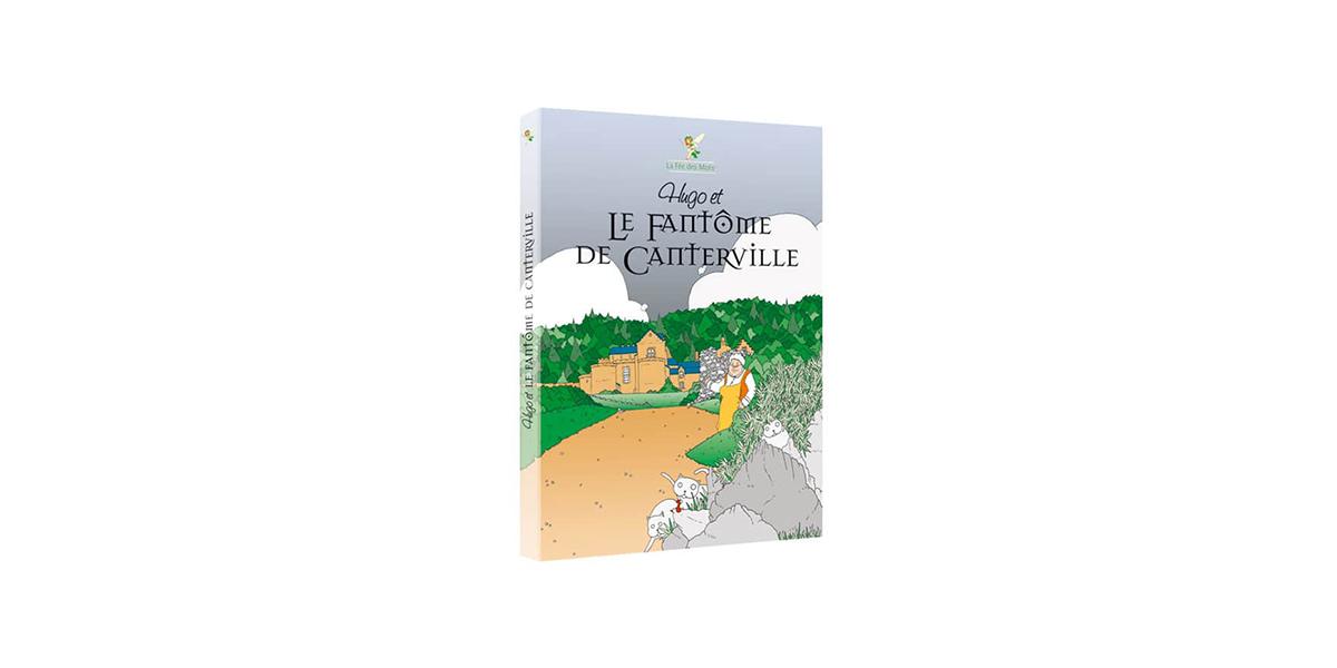 Roman personnalisé Fantôme de Canterville