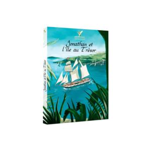 roman personnalisé île au trésor