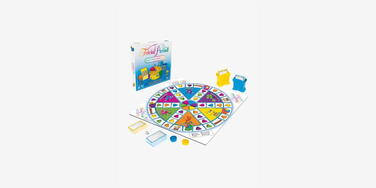 Trivial Pursuit Edition Famille de Hasbro